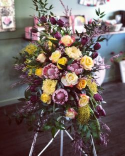 Flower Arrangement - Little Magnolia Florist