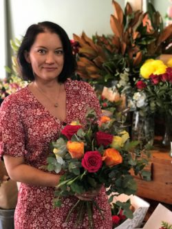 Trudy at Little Magnolia Florist